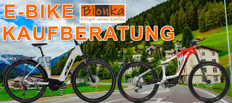 E-Bike Pedelec online Kaufberatung
