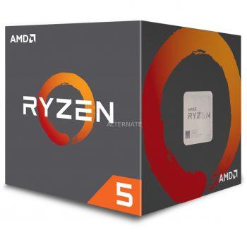 AMD Ryzen™ 5 1600, Prozessor Angebote günstig kaufen