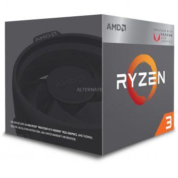 AMD Ryzen 3 2200G, Prozessor Angebote günstig kaufen