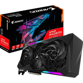 AORUS Radeon RX 6800 XT AORUS MASTER 16G, Grafikkarte Angebote günstig kaufen