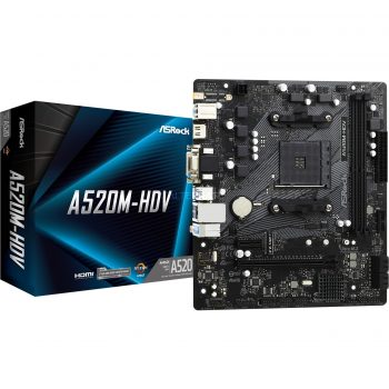 ASRock A520M-HDV, Mainboard Angebote günstig kaufen
