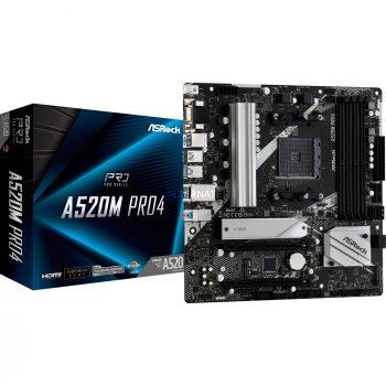 ASRock A520M PRO4, Mainboard Angebote günstig kaufen