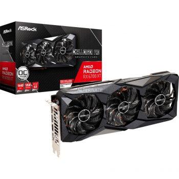 ASRock AMD Radeon RX 6700 XT CHALLENGER PRO OC, Grafikkarte Angebote günstig kaufen