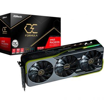 ASRock AMD Radeon RX 6900 XT OC Formula 16GB, Grafikkarte Angebote günstig kaufen