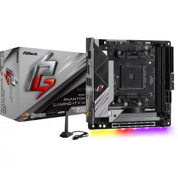ASRock B550 Phantom Gaming-ITX/ax, Mainboard Angebote günstig kaufen