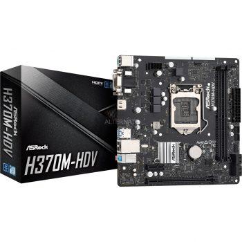 ASRock H370M-HDV, Mainboard Angebote günstig kaufen