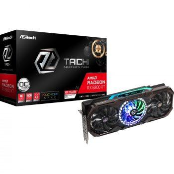 ASRock Radeon RX 6800 XT TAICHI X OC, Grafikkarte Angebote günstig kaufen