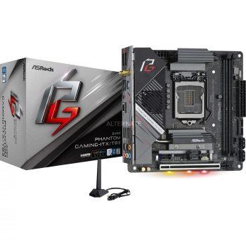 ASRock Z490 Phantom Gaming-ITX/TB3, Mainboard Angebote günstig kaufen