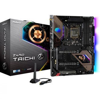 ASRock Z490 Taichi, Mainboard Angebote günstig kaufen