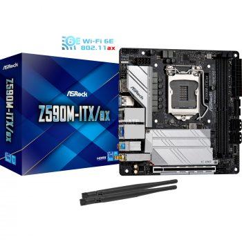 ASRock Z590M-ITX/ax, Mainboard Angebote günstig kaufen
