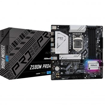 ASRock Z590M Pro4, Mainboard Angebote günstig kaufen