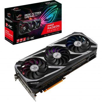 ASUS AMD Radeon RX 6700XT ROG STRIX GAMING OC, Grafikkarte Angebote günstig kaufen