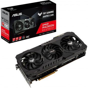 ASUS AMD Radeon RX 6700XT TUF GAMING OC, Grafikkarte Angebote günstig kaufen