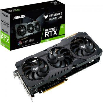 ASUS GeForce RTX 3060 TUF GAMING OC, Grafikkarte Angebote günstig kaufen