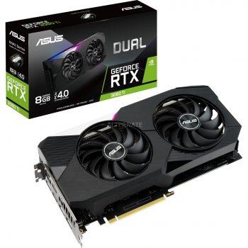 ASUS GeForce RTX 3060 Ti DUAL, Grafikkarte Angebote günstig kaufen