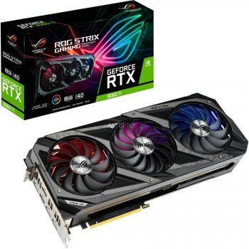 ASUS GeForce RTX 3060 Ti ROG STRIX GAMING Grafikkarte Angebote günstig kaufen