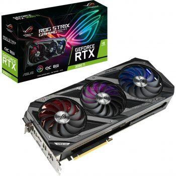 ASUS GeForce RTX 3060 Ti ROG STRIX GAMING OC, Grafikkarte Angebote günstig kaufen