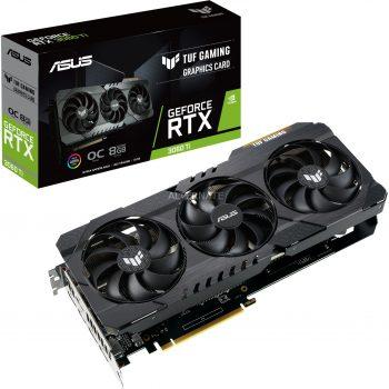 ASUS GeForce RTX 3060 Ti TUF GAMING OC, Grafikkarte Angebote günstig kaufen