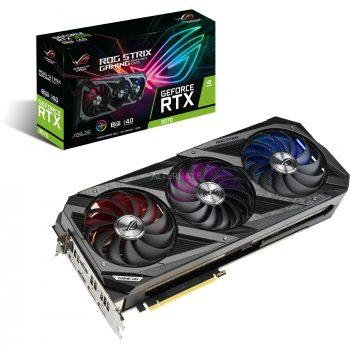 ASUS GeForce RTX 3070 ROG-STRIX GAMING, Grafikkarte Angebote günstig kaufen