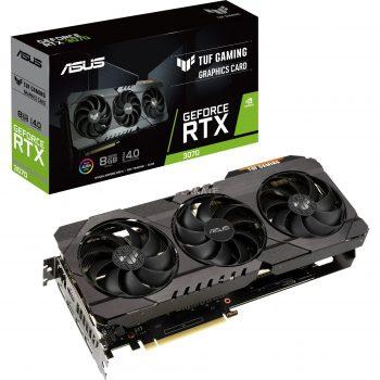 ASUS GeForce RTX 3070 TUF GAMING, Grafikkarte Angebote günstig kaufen