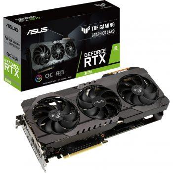 ASUS GeForce RTX 3070 TUF GAMING OC, Grafikkarte Angebote günstig kaufen