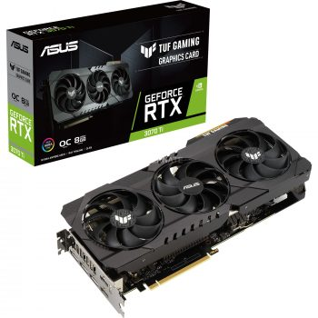 ASUS GeForce RTX 3070 Ti TUF GAMING OC LHR, Grafikkarte Angebote günstig kaufen