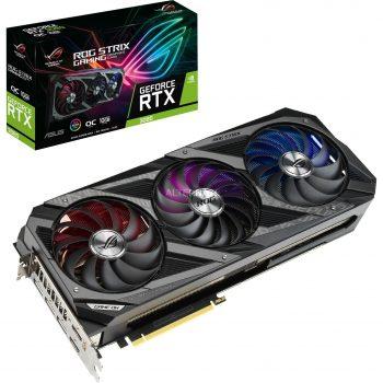 ASUS GeForce RTX 3080 ROG STRIX OC GAMING, Grafikkarte Angebote günstig kaufen