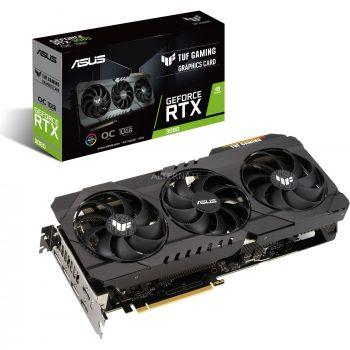 ASUS GeForce RTX 3080 TUF OC GAMING, Grafikkarte Angebote günstig kaufen