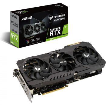 ASUS GeForce RTX 3090 TUF OC GAMING, Grafikkarte Angebote günstig kaufen