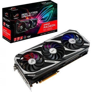 ASUS Radeon RX 6800 ROG STRIX GAMING OC 16GB, Grafikkarte Angebote günstig kaufen