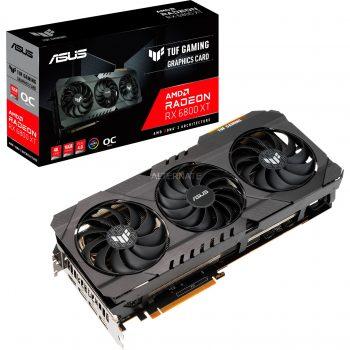 ASUS Radeon RX 6800 XT TUF GAMING OC 16GB, Grafikkarte Angebote günstig kaufen