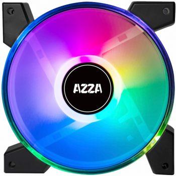 AZZA Hurricane II Digital RGB 120x120x25, Gehäuselüfter Angebote günstig kaufen