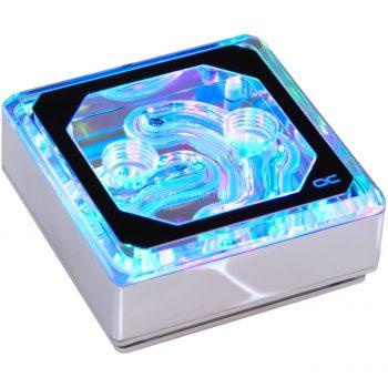 Alphacool Eisblock XPX Aurora Edge Acryl Chrome , CPU-Kühler Angebote günstig kaufen