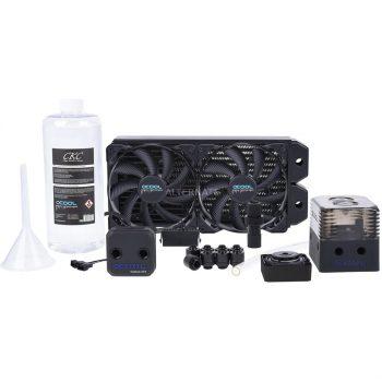 Alphacool Eissturm Hurricane Copper 45 2x140mm, Wasserkühlung Angebote günstig kaufen
