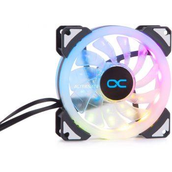 Alphacool Eiszyklon Aurora LUX Digital RGB 92x92x25mm, Gehäuselüfter Angebote günstig kaufen
