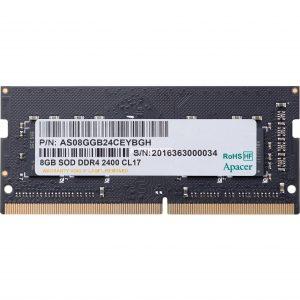 Apacer Apacer SO-DIMM 8 GB DDR4-2400, Arbeitsspeicher Angebote günstig kaufen
