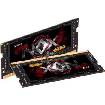 Apacer SO-DIMM 16 GB DDR4-2400 Kit, Arbeitsspeicher Angebote günstig kaufen