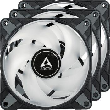 Arctic P12 PWM PST A-RGB 0dB 3er 120x120x25, Gehäuselüfter Angebote günstig kaufen