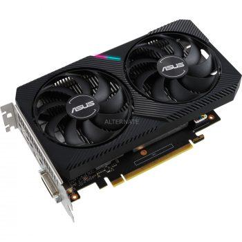 Asus GeForce GTX 1650 DUAL MINI, Grafikkarte Angebote günstig kaufen