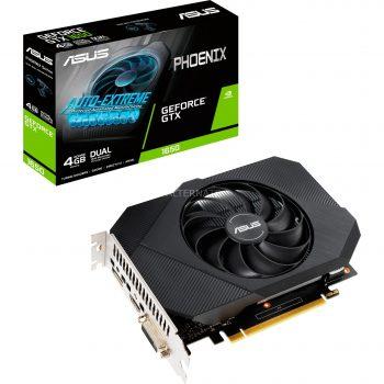 Asus GeForce GTX 1650 Poenix, Grafikkarte Angebote günstig kaufen