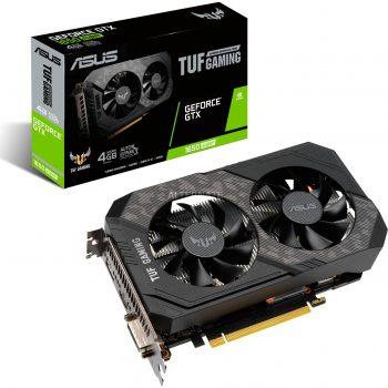 Asus GeForce GTX 1650S TUF GAMING, Grafikkarte Angebote günstig kaufen