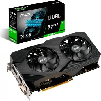 Asus GeForce GTX 1660 DUAL EVO OC, Grafikkarte Angebote günstig kaufen