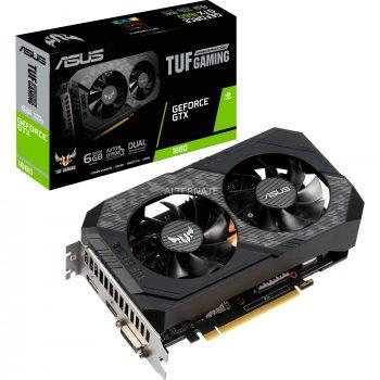 Asus GeForce GTX 1660 TUF GAMING, Grafikkarte Angebote günstig kaufen