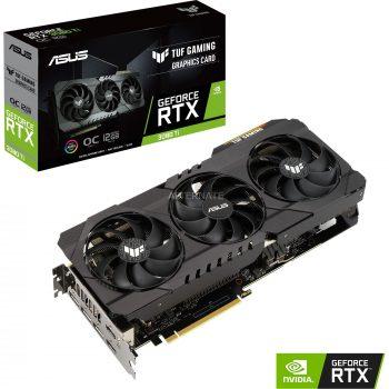 Asus GeForce RTX 3080 Ti TUF GAMING OC LHR, Grafikkarte Angebote günstig kaufen