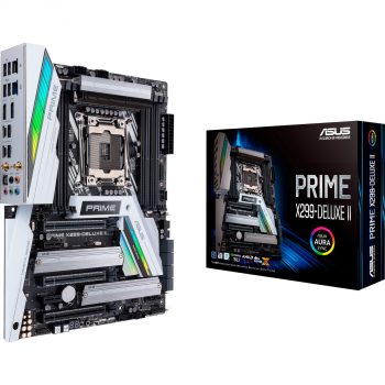 Asus PRIME X299-DELUXE II, Mainboard Angebote günstig kaufen