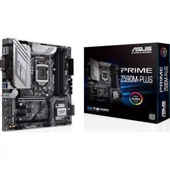 Asus PRIME Z590M-PLUS, Mainboard + ASUS Z590 Cashback Code, Gutschein Angebote günstig kaufen