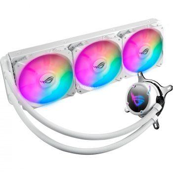 Asus ROG Strix LC 360 RGB White Edition, Wasserkühlung + Asus Winter Deals Code (einlösbar 14.02.2021), Gutschein Angebote günstig kaufen