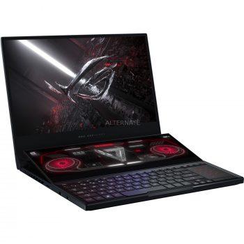 Asus ROG Zephyrus Duo 15 SE (GX551QM-HF044T), Gaming-Notebook Angebote günstig kaufen