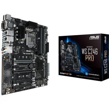Asus WS C246 PRO, Mainboard Angebote günstig kaufen