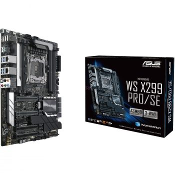 Asus WS X299 PRO/SE, Mainboard Angebote günstig kaufen